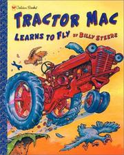 Cover of: Tractor Mac learns to fly