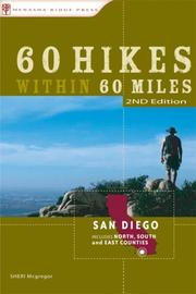 Cover of: 60 Hikes Within 60 Miles: San Diego