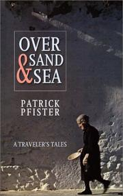 Cover of: Over Sand & Sea