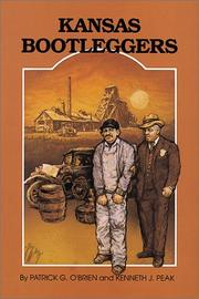 Cover of: Kansas bootleggers