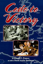 Cover of: Code to victory |