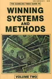 Cover of: Gambling Times Presents Winning Systems and Methods |