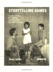 Cover of: Storytelling games