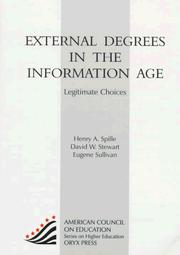 Cover of: External degrees in the information age