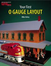 Cover of: Your First O Gauge Layout | Mike Ashey