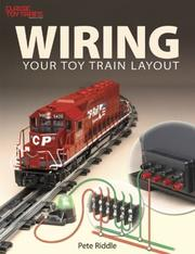 Cover of: Wiring your toy train layout