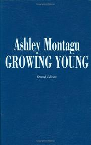 Cover of: Growing young