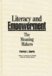 Cover of: Literacy and empowerment
