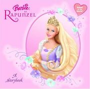 Cover of: Barbie as Rapunzel: A Storybook (Pictureback(R))