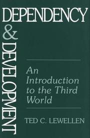 Cover of: Dependency and development