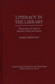 Literacy in the library