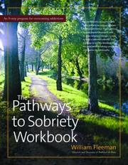Cover of: The Pathways to Sobriety Workbook | William Fleeman