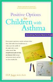Cover of: Positive Options for Children with Asthma