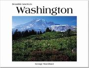 Cover of: Beautiful America's Washington | George Wuerthner