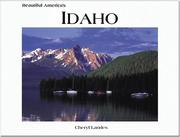 Cover of: Beautiful America's Idaho | Cheryl Landes