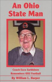 Cover of: An Ohio State Man | William H. Harper
