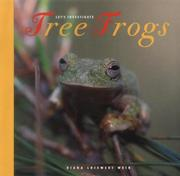 Cover of: Tree Frogs (Let's Investigate) (Let's Investigate)