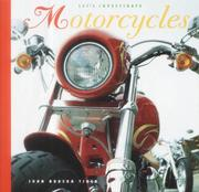 Cover of: Motorcycles (Let's Investigate: Transportation)