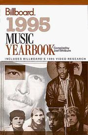 Cover of: 1995 Music Yearbook