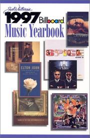 Cover of: 1997 Billboard Music Yearbook (Billboard's Music Yearbook)