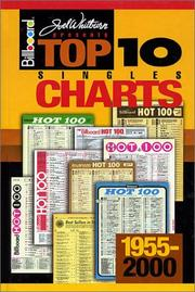 Cover of: Top 10 Singles Charts 1955-2000 (Top Ten Singles Charts)