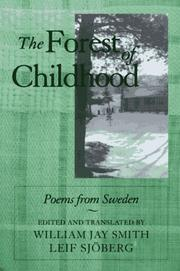 Cover of: The Forest of Childhood |