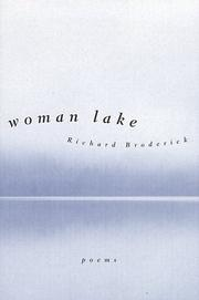 Cover of: Woman lake | Richard Broderick