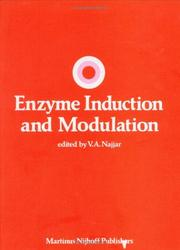 Cover of: Enzyme induction and modulation |