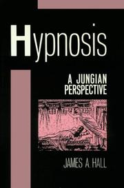 Cover of: Hypnosis