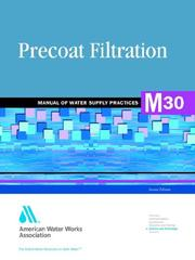 Cover of: Precoat filtration. |