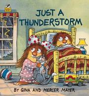 Cover of: Just a thunderstorm