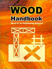 Cover of: Wood Handbook | Forest Products Laboratory