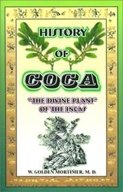 Cover of: History of Coca