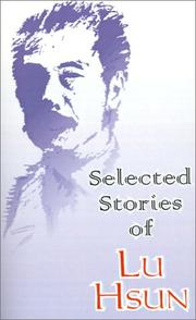 Cover of: Selected Stories of Lu Hsun