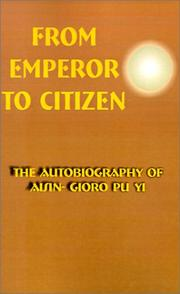 Cover of: From Emperor to Citizen