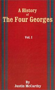 A History of the Four Georges