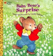 Baby Bear's surprise by Cyndy Szekeres