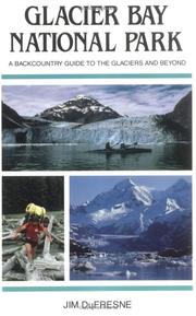 Cover of: Glacier Bay National Park
