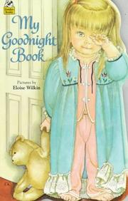 Cover of: My Goodnight Book