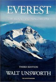 Cover of: Everest