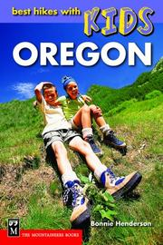 Cover of: Best Hikes with Kids | Bonnie Henderson