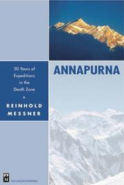 Cover of: Annapurna