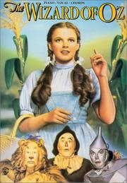 Cover of: The Wizard of Oz | E.Y. Harburg