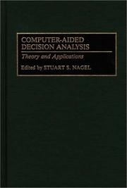 Cover of: Computer-Aided Decision Analysis