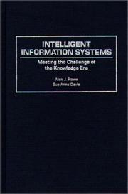 Cover of: Intelligent information systems