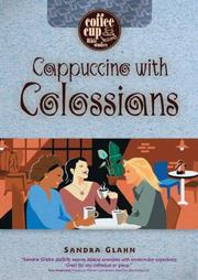 Cover of: Cappuccino With Colossians