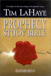Cover of: Prophecy Study Bible
