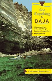 Sea kayaking in Baja by Andromeda Romano-Lax