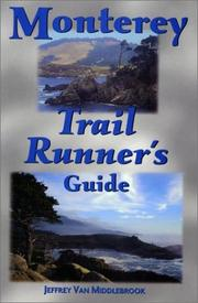 Cover of: Monterey Trail Runner
