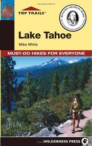 Cover of: Top Trails Lake Tahoe (Top Trails)